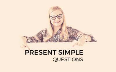 PRESENT SIMPLE questions part 2